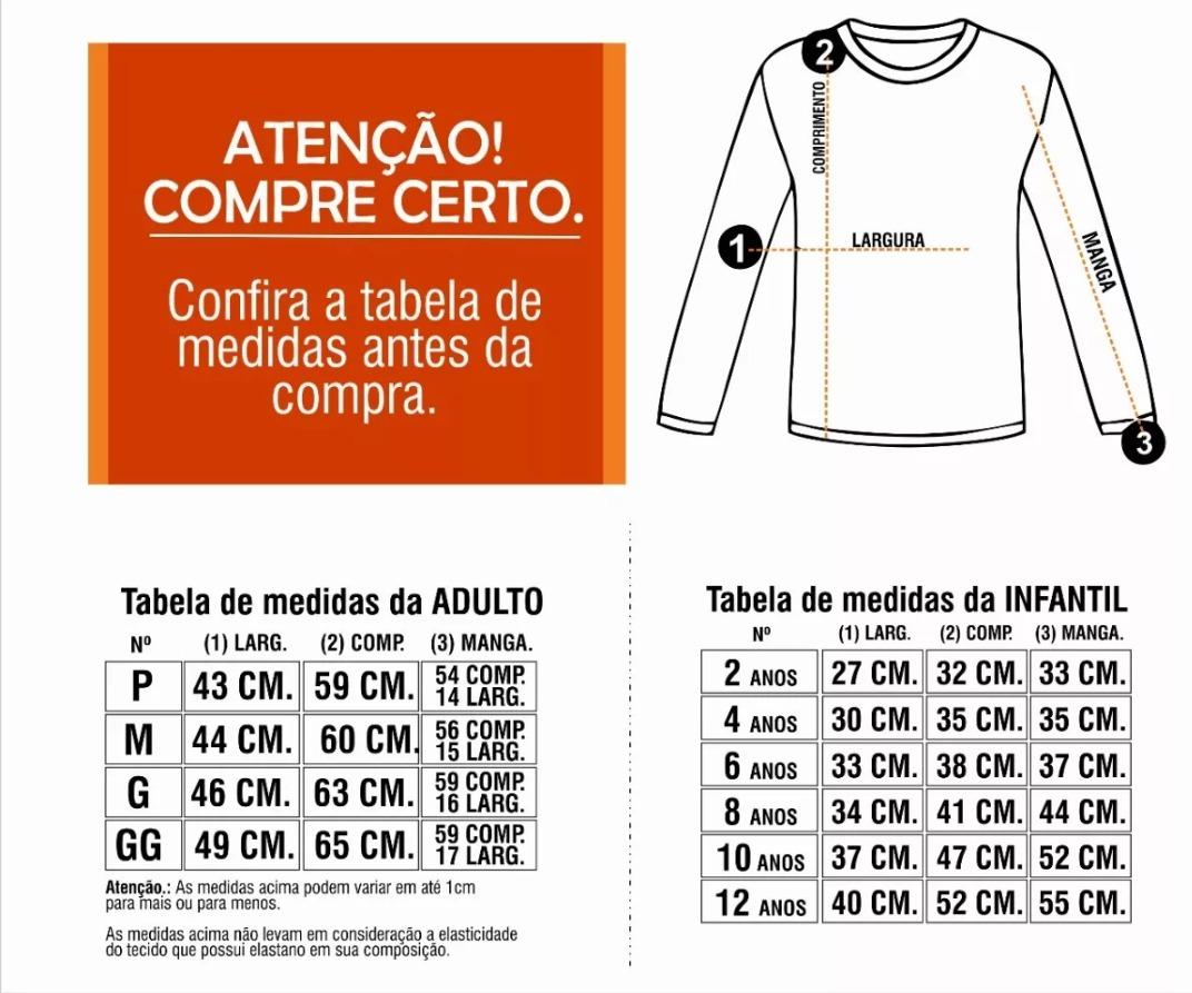 bf1486221f2d9 Camisa Térmica