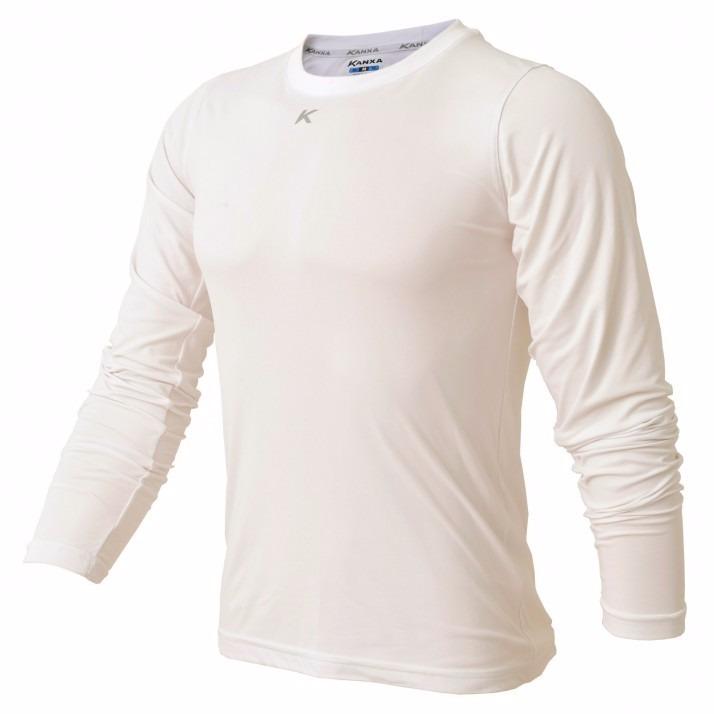 Camisa Térmica Segunda Pele Kanxa Manga Longa - R  69 a70f43af6e92f