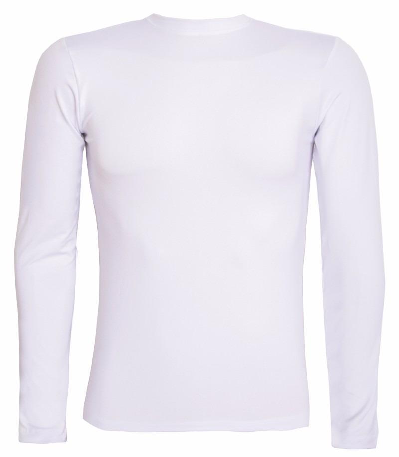 2d96038a7d camisa térmica segunda pele manga longa proteção uv 50+. Carregando zoom.