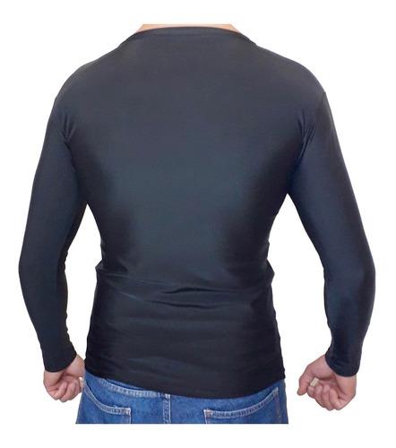 camisa térmica segunda  segunda pele p p m g gg eg egg