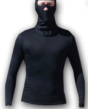 camisa térmica -  thermohead tradicional - frete grátis!