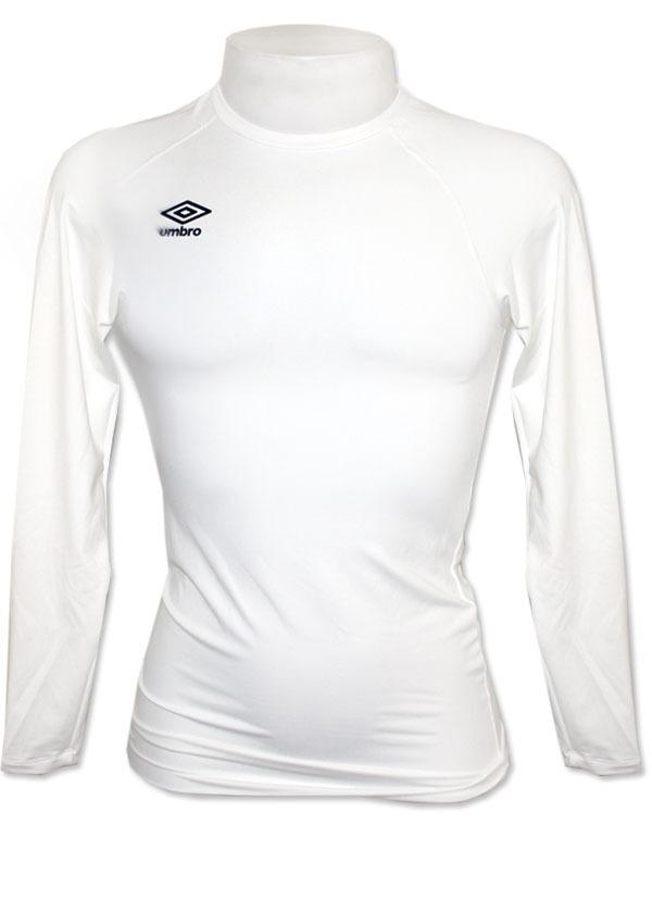 camisa térmica umbro manga longa twr basic branca original. Carregando zoom. 0a14beaebc07d