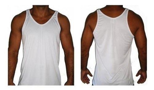 Camisa Tfm - Educação Física Militar Regata Branca Fitness - R  86 ... 4c160fb848e