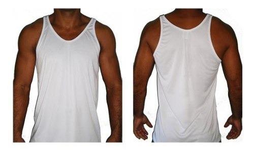 ef283afe4 Camisa Tfm - Treinamento Físico Militar Regata Branca Eb - R  37