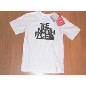 Camisa The North Face Clocker T Youth  T-shirt  Original