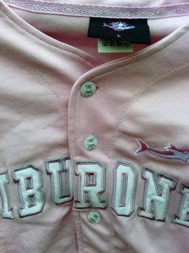 camisa tiburones de la guaira dama (original)