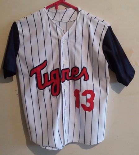 camisa tigres de aragua (talla m)