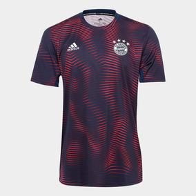 d42ede3866 Camisa Bayern Munique Réplica - Camisetas Masculinas Curta com o Melhores  Preços no Mercado Livre Brasil