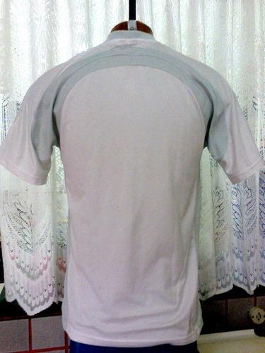 camisa time corinthians - japão 2003 - tam. p - masc.