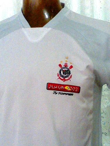 camisa time corinthians masc.