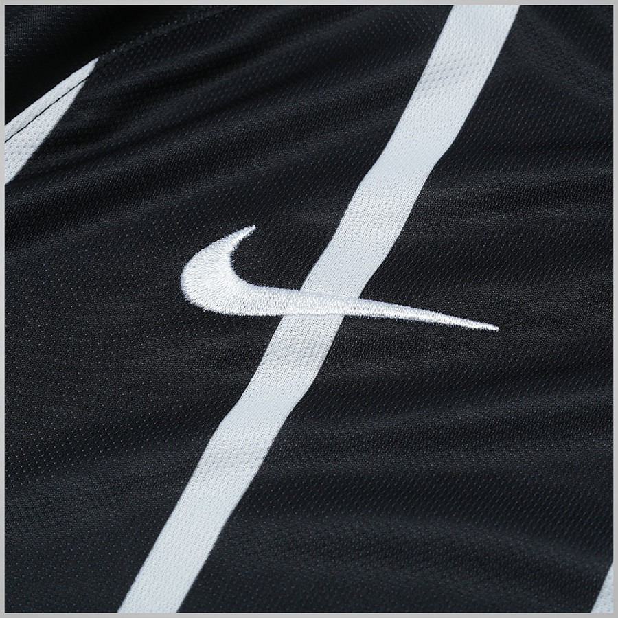 camisa time corinthians preta listrada. Carregando zoom. b5f52fc9f261a
