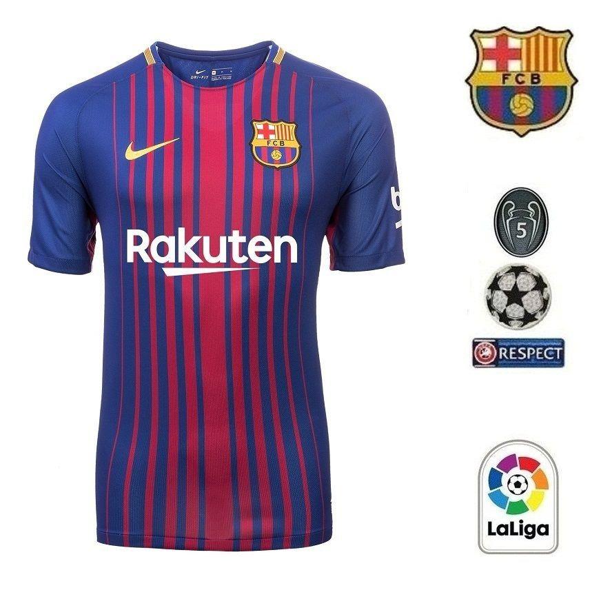 camisa time de futebol barcelona barça liquidação 2017. Carregando zoom. f1dc848f87041