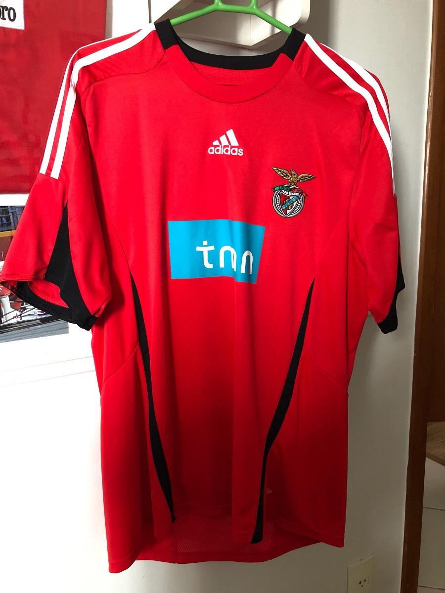 camisa time futebol benfica adidas original. Carregando zoom. 73e2cd228046d