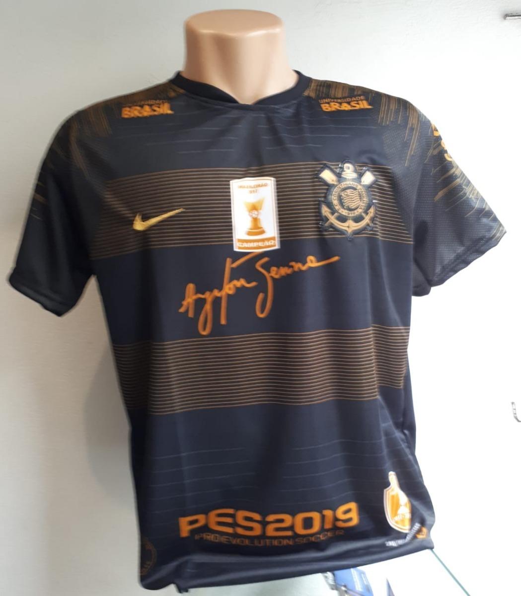 Camisa Blusa Camiseta Time Futebol Corinthians Masculino - R  29 54c9b942f313b