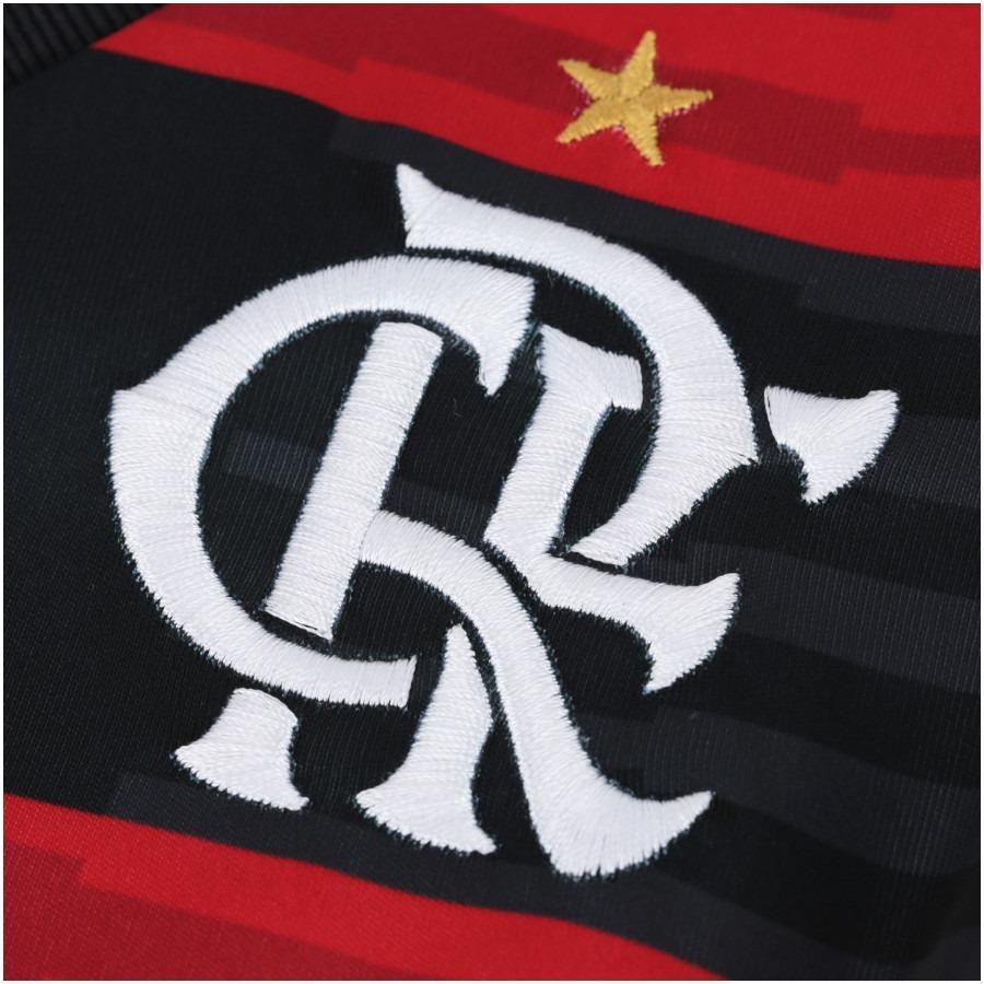 41c0ce94047 Camisa Blusa Feminina Time De Futebol Mulher Flamengo 2018 - R  140 ...