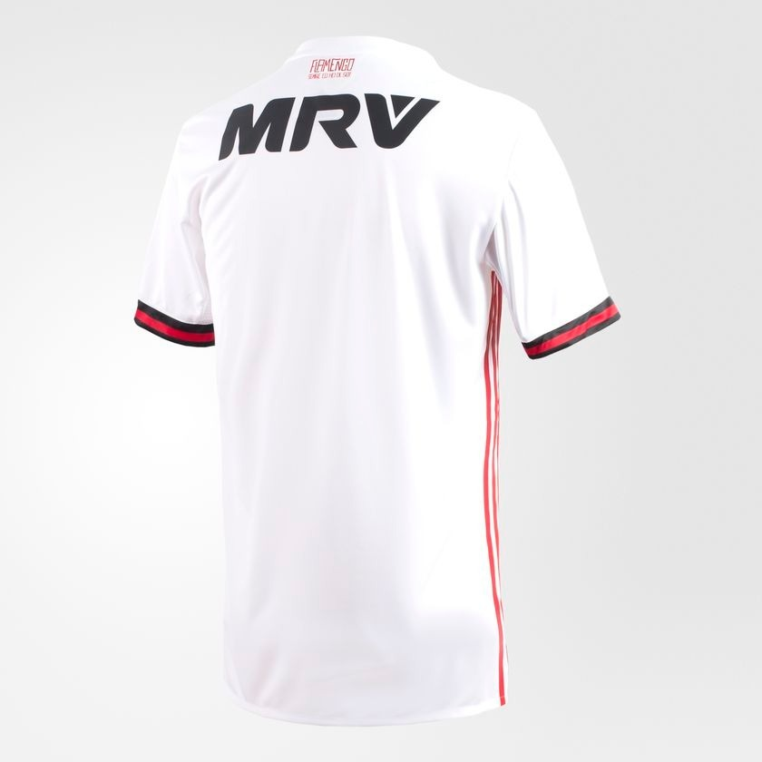 Camisa Time Futebol Flamengo Adulto Oficial adidas - R  120 7caccac40d7a9
