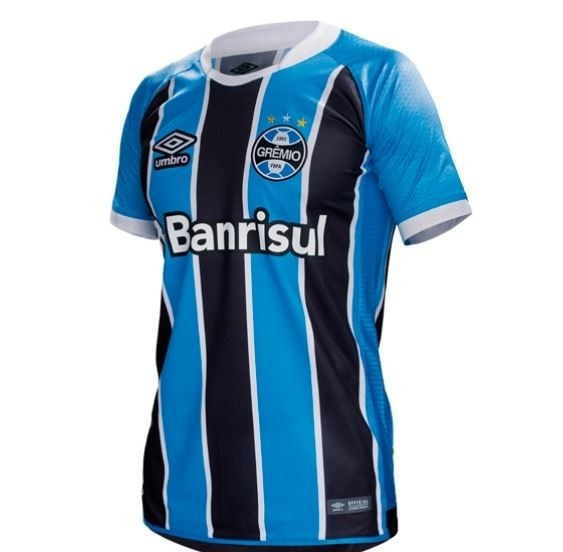 0212403d99 Camisa Time Futebol Gremio Adulto Oficial Umbro - R  120
