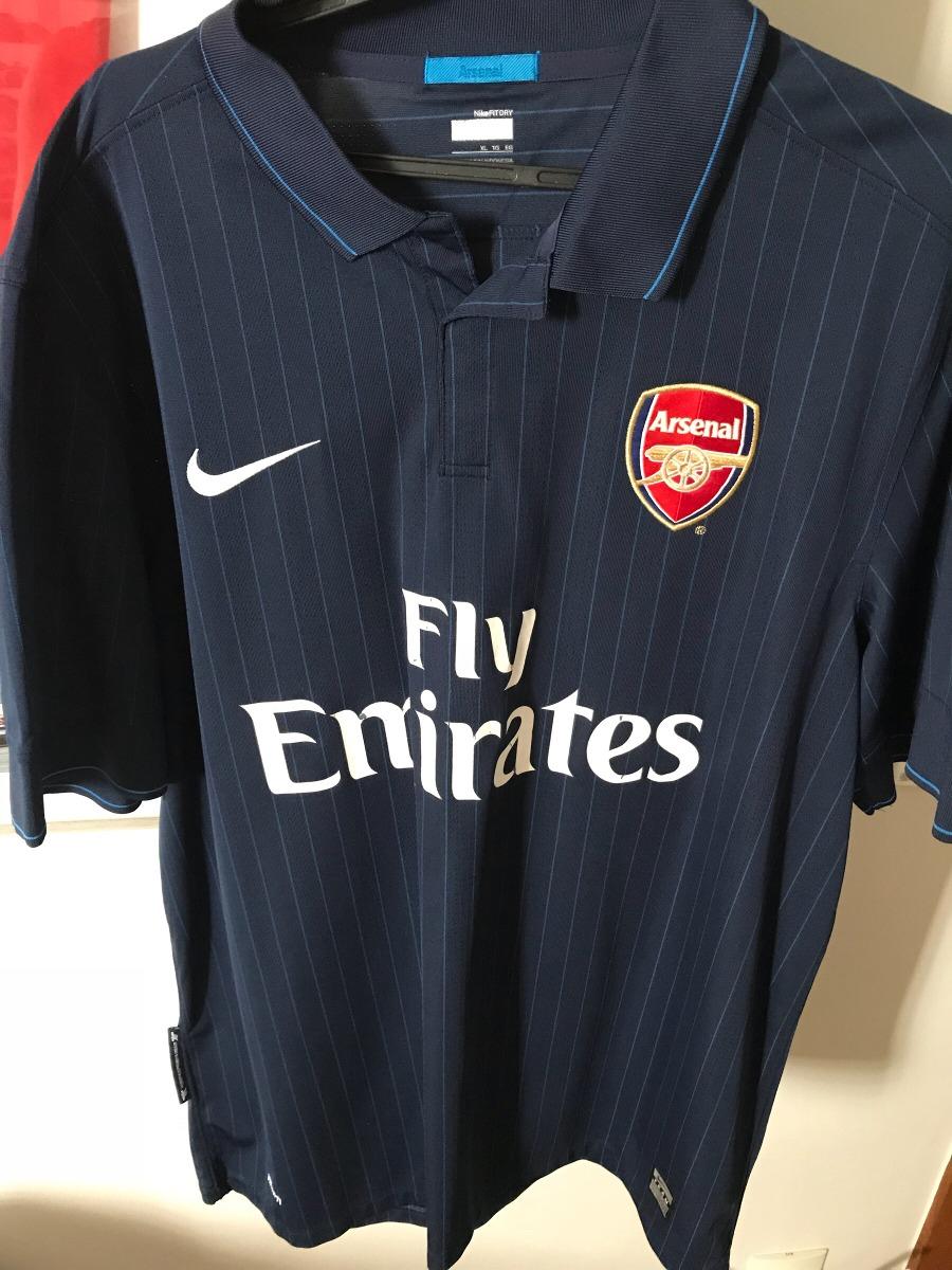 camisa time futebol nike arsenal importada original. Carregando zoom. 2839c2175a2e2