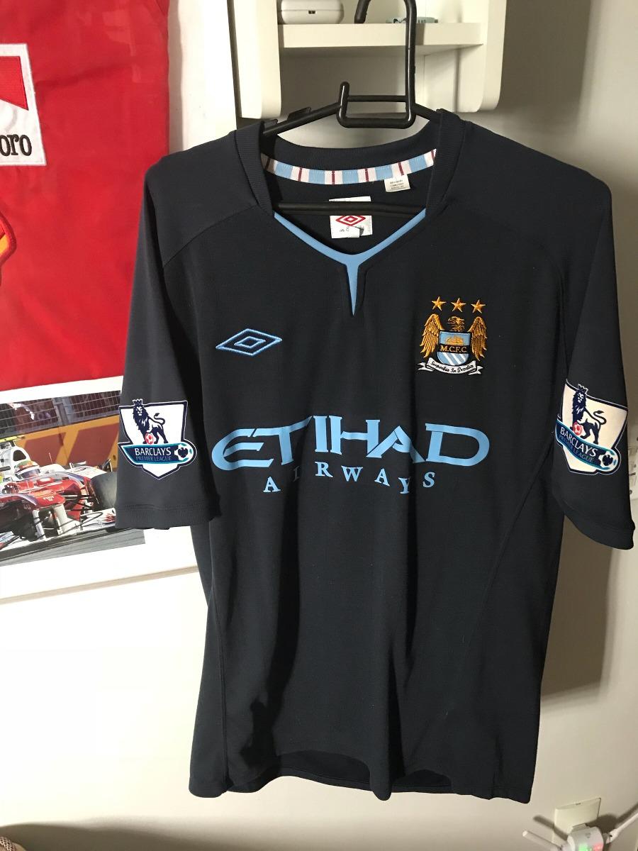aef749fbf65f9 camisa time futebol umbro manchester city original tevez. Carregando zoom.