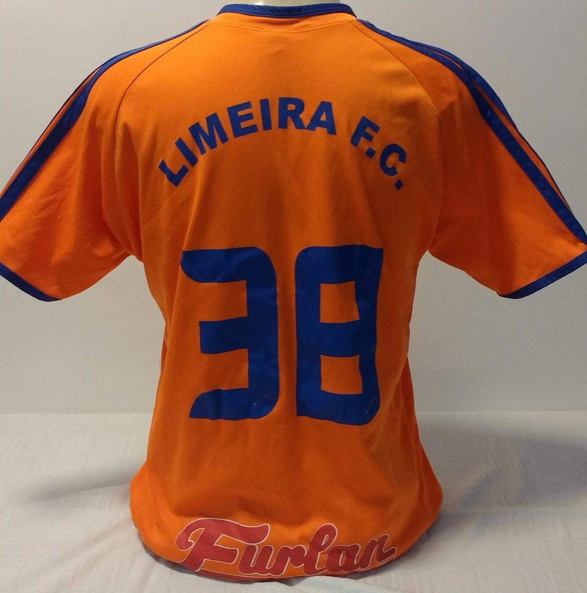Camisa Time Limeira Futebol Clube Limeira F.c - R  79 7ce4442bb6bed