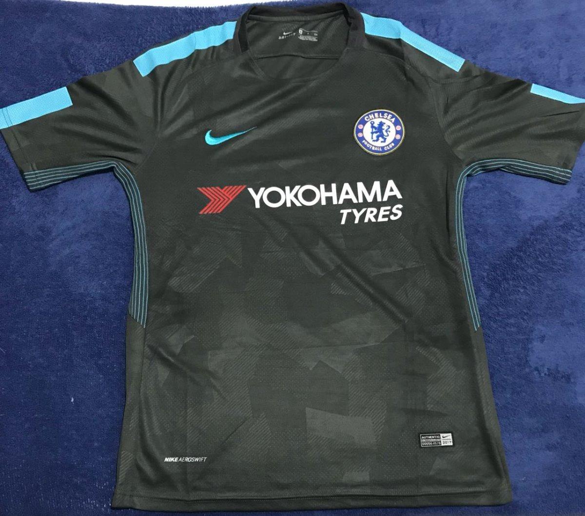 Camisa Time Nike Chelsea - Original - R  169 19612834f08f5