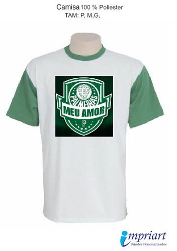 camisa time palmeiras