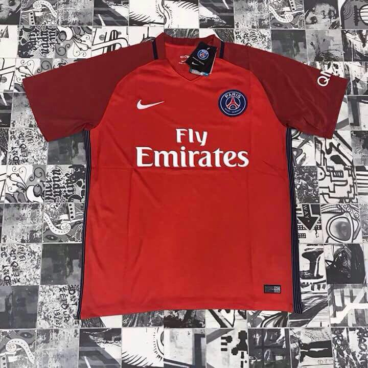 d8d0540090 Camisa Time Paris Saint-germain - R$ 99,90 em Mercado Livre