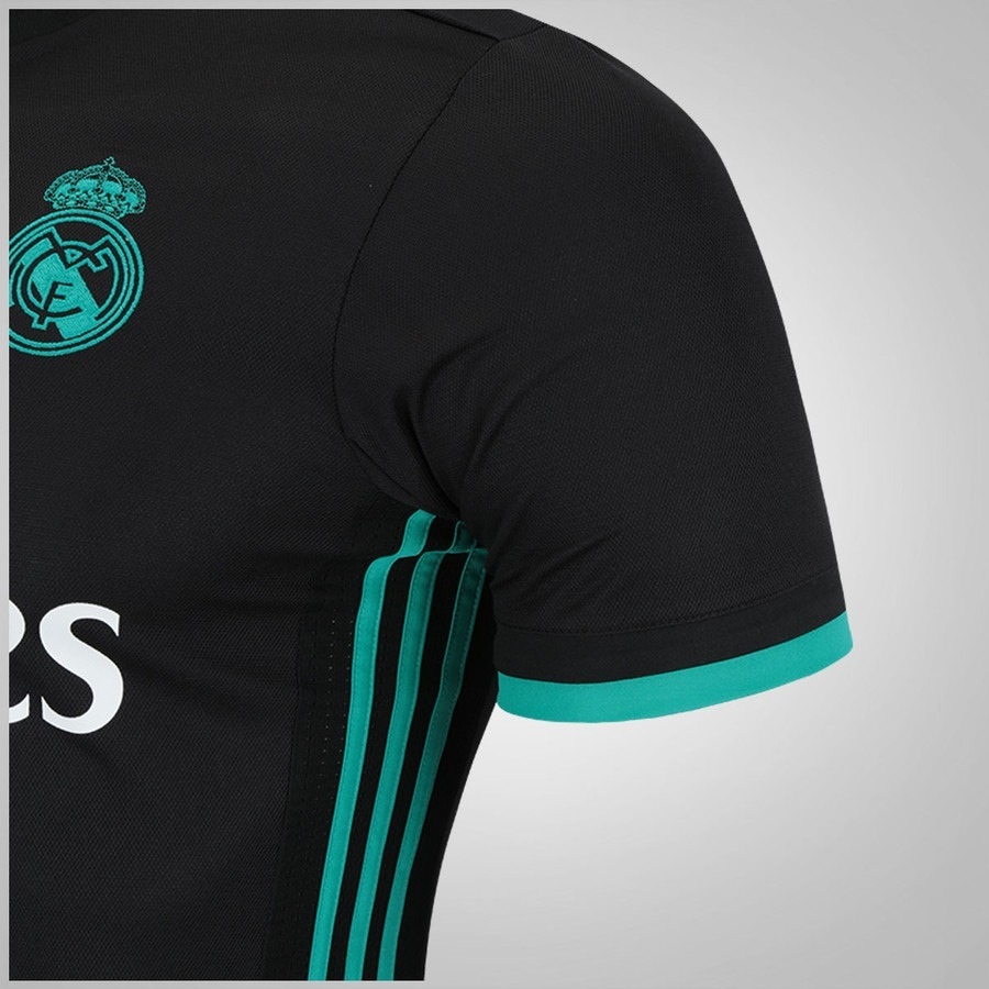 Camisa Time Real Madrid Branca 2018 Oficial Torcedor - R  184 bfcd53f37822d