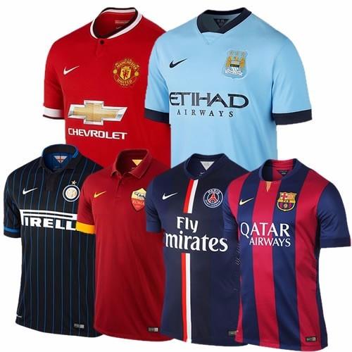 69440fa588fb7 Camiseta Time Futebol Atacado Oficial - Camisa Time Oficial - R  39 ...