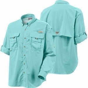camisa tipo columbia