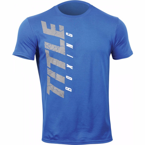 camisa title boxing ver az para box muaythai mma bjj (s,l)