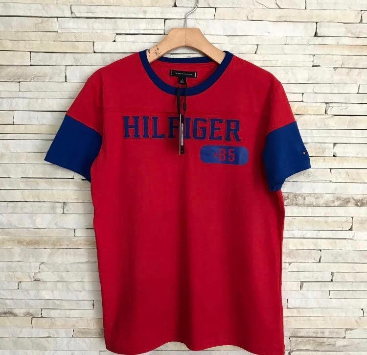 9a2c06fa3d36 Camisa Tommy Hilfiger