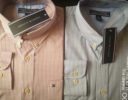 camisa tommy hilfiger & demin outlet