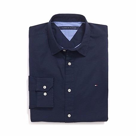 Camisa Tommy Hilfiger (hombre) Manga Larga -   130.000 en ... d76e56f9237