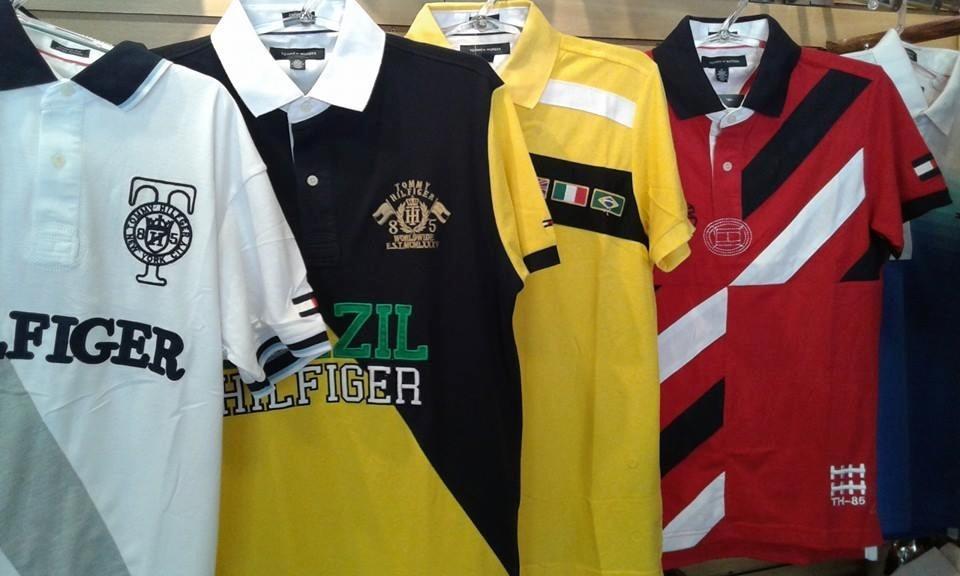 camisa tommy hilfiger originais !!! Carregando zoom. 58cbd4d7a2654