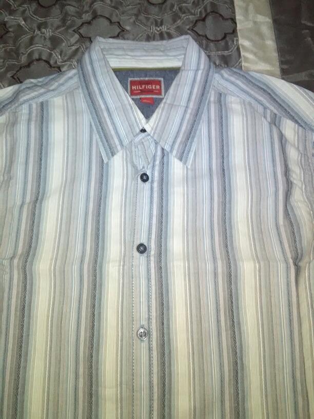 0d258897869 camisa tommy hilfiger original de caballero. Cargando zoom.