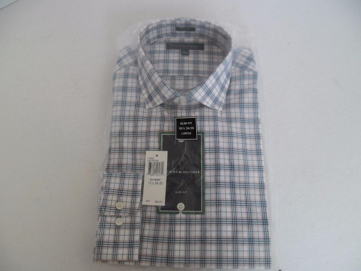 2c87986abfa Camisa Tommy Hilfiger Original Para Caballero -   549.00 en Mercado ...