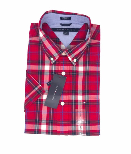 camisa tommy hilfiger talla l/g original