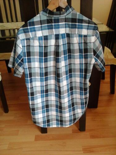 camisa tommy hilfiger talla s