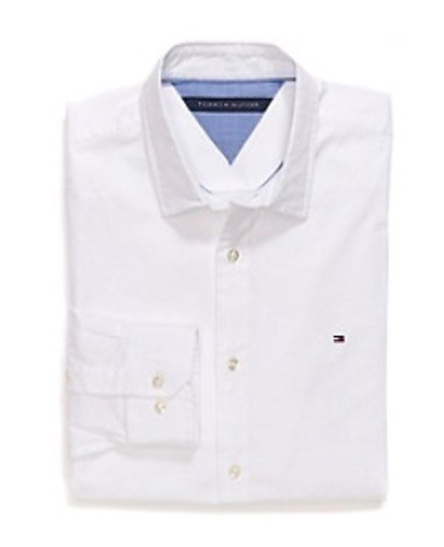 camisa tommy hilfiger. tallas s, m y l