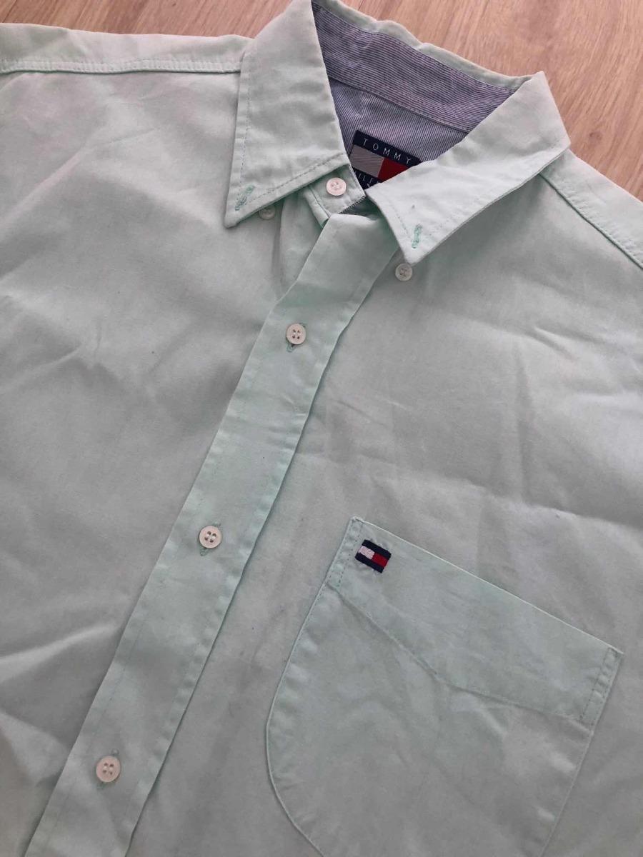 camisa tommy hilfiger tam xl. Carregando zoom. 4e0964bcd98ed