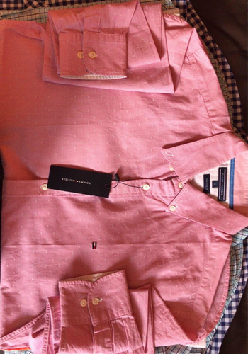 camisa tommy m