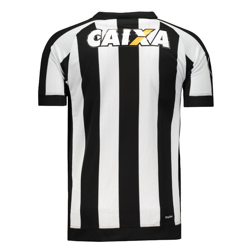 camisa topper botafogo i 2017 libertadores. Carregando zoom. 79e9119115975