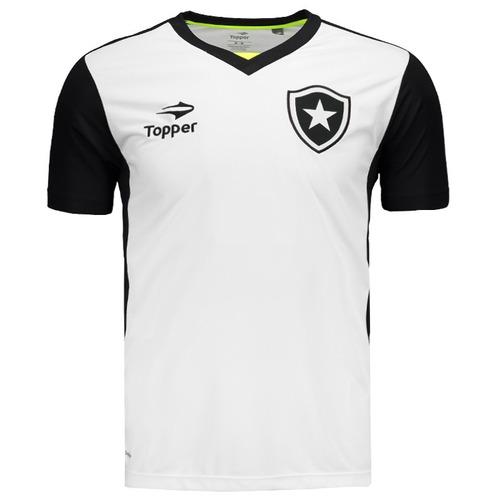 camisa topper botafogo treino 2016 branca