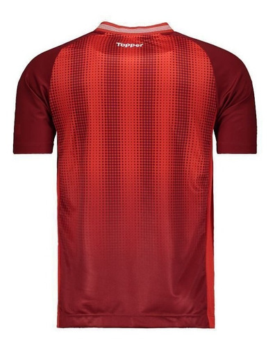 camisa topper náutico iii 2018 aflitos