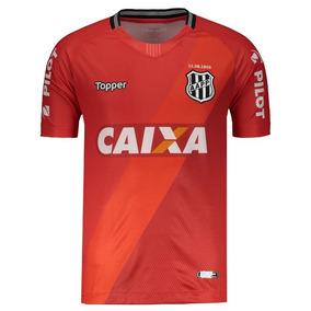 64e9a7bafc Camisa Goleiro Ponte Preta - Futebol no Mercado Livre Brasil