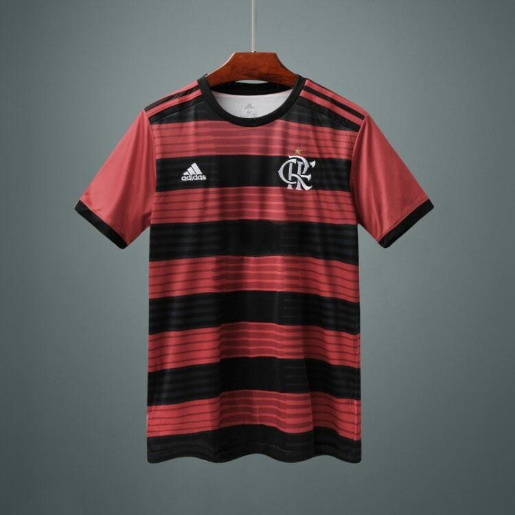 Camisa Torcedor adidas Flamengo Casa E Fora 2018 - R  160 3f021f0faa715