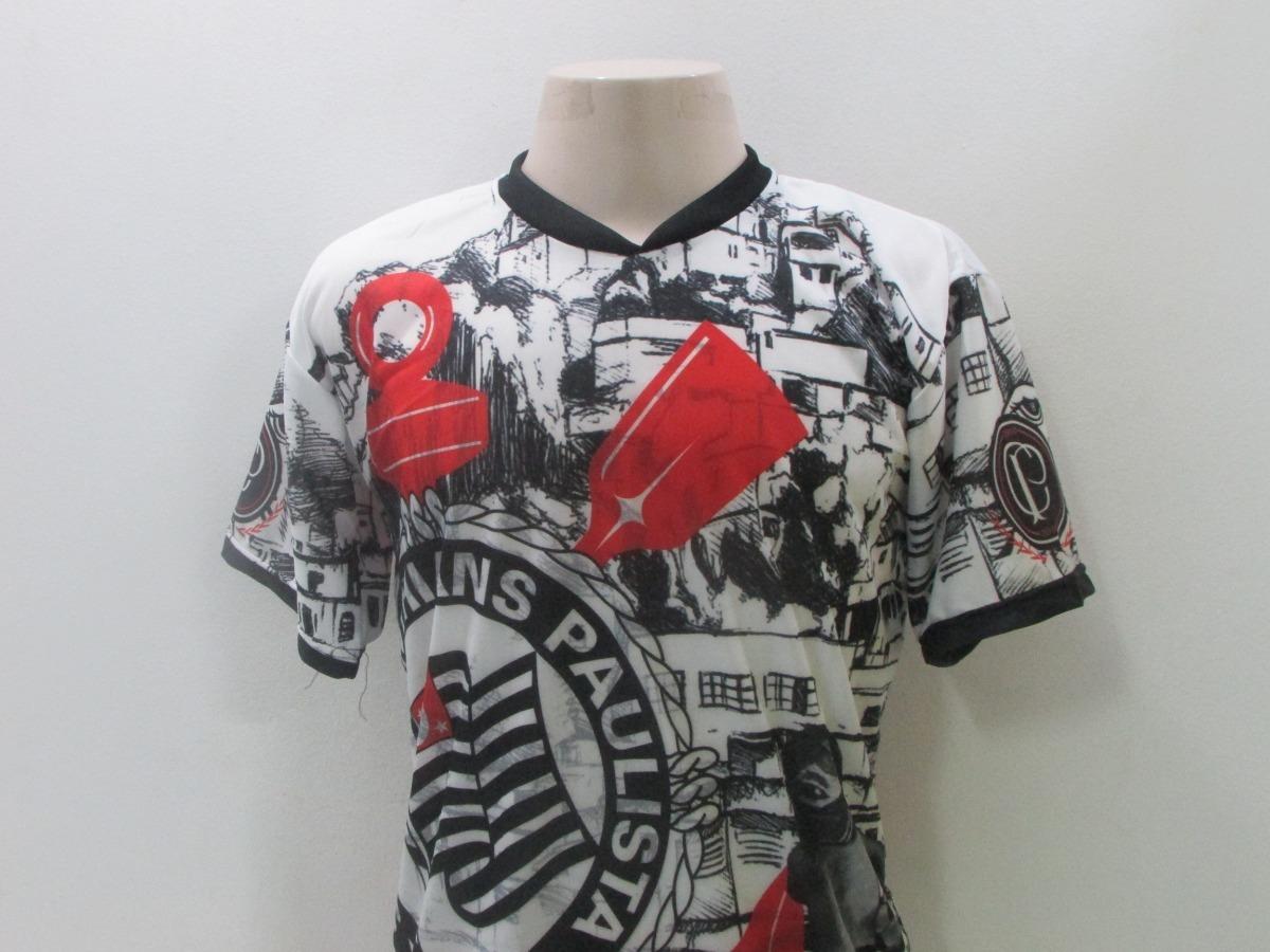 5d26f68379782c camisa torcida corinthians favela 2019 promoção. Carregando zoom.