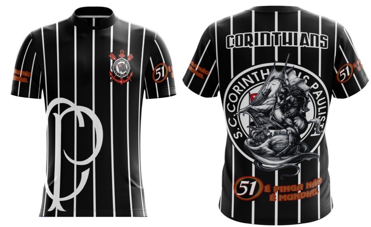 c986ad51d9 Camisa Torcida Corinthians