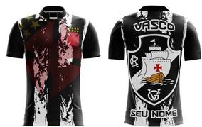 f8297d558c4b78 Camisetas Dry Fit Vasco no Mercado Livre Brasil